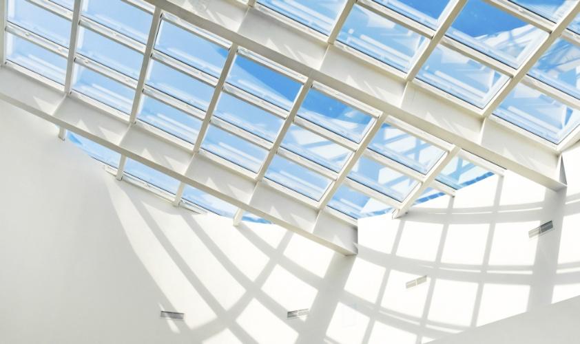 telha vidro